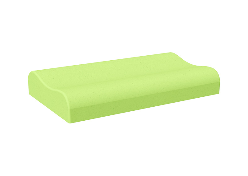Aloe cervical spine pillow