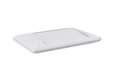 Perforated cradle pillow